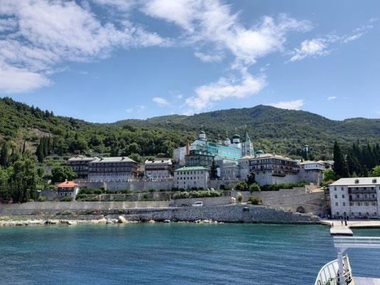 Kloster Agios Pandeleimonos