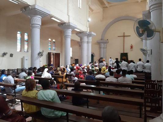 Hochzeit in der Kathedrale