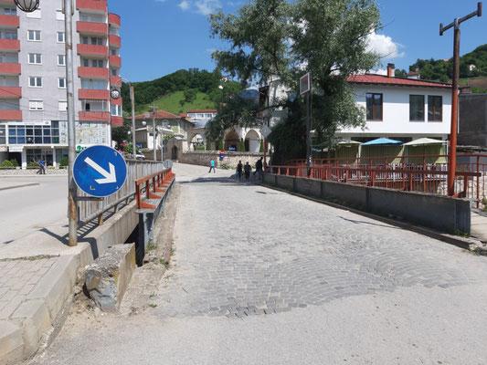 """""""deutsche Brücke"""" Kacanik"""