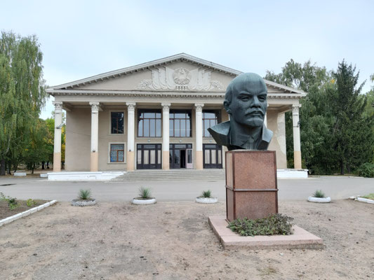 Kulturhaus in Kizkany