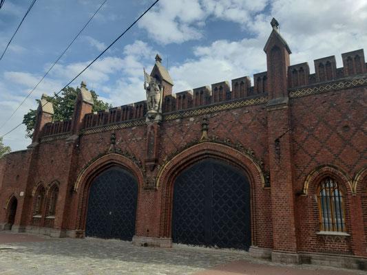 Friedländer Tor, Kaliningrad