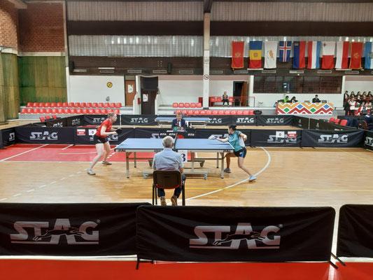 Tischtennis Monaco Montenegro