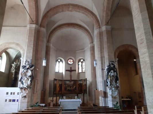 In der Kirche S. Maria della Pietà