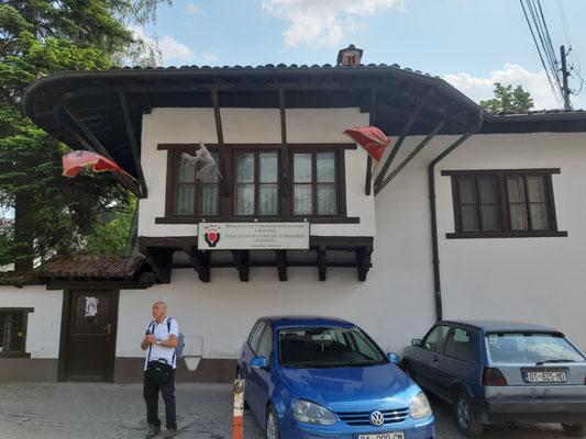 in Pristina