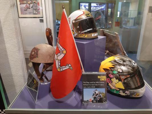 Im Manx Museum in Douglas