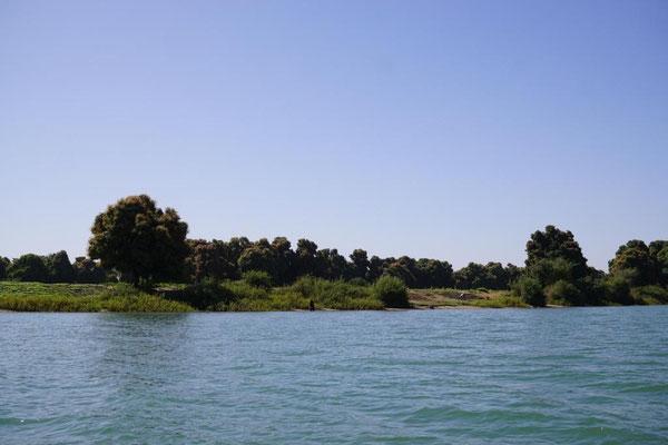 auf dem Niger zwischen Segu und Alt-Segu