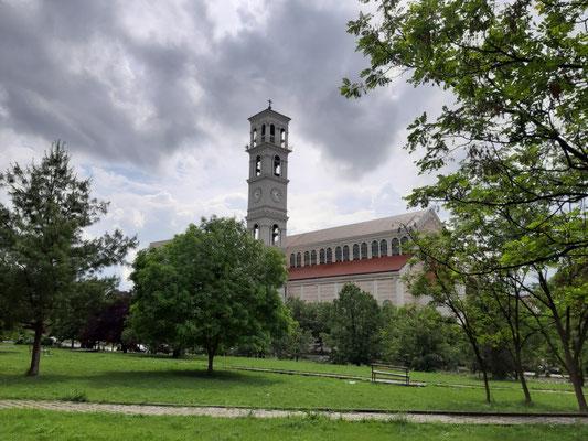Katholische Kirche in Pristina