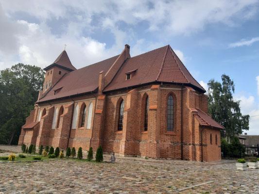 Kirche Arnau