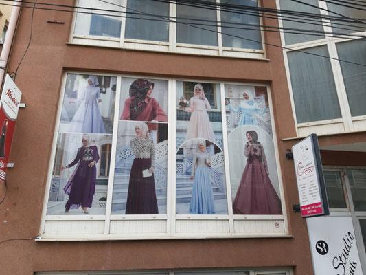 neue Mode in Pristina