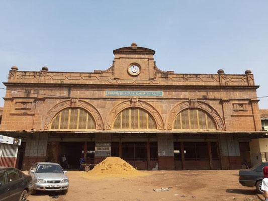 der Bahnhof Bamako