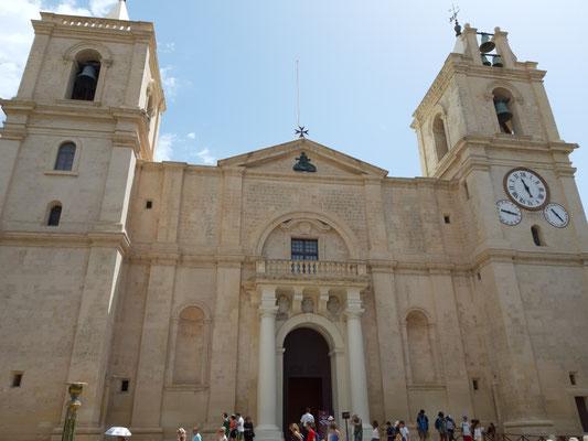 St. Johannes Ko-Kathedrale, Valletta