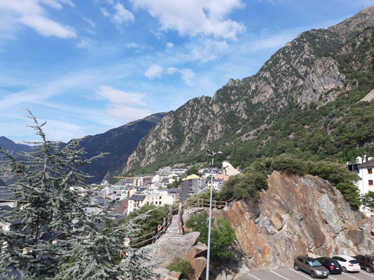 In Andorra la Vella