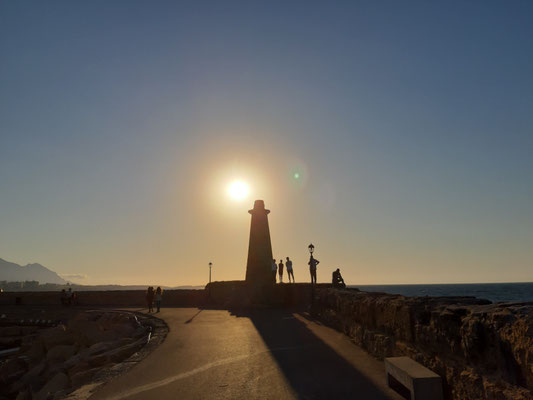 Am Hafen von Girne (Kyrenia)
