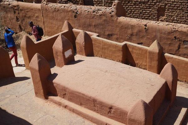 Mausoleum des ersten Königs von Segu