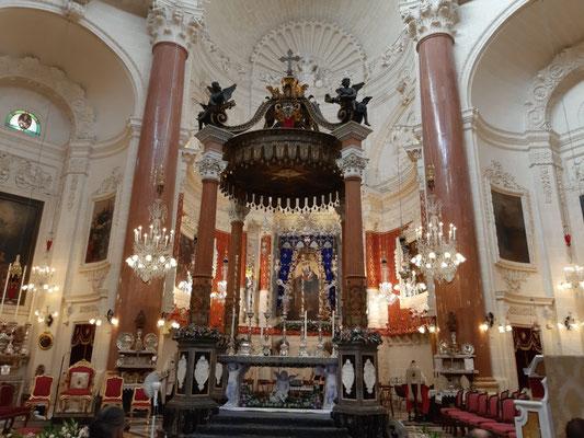 In der Karmeliterkirche