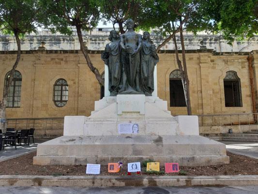 Denkmal der großen Belagerung