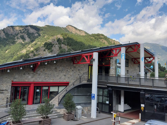 Sportzentrum in Ordino