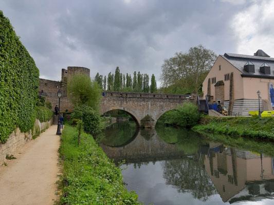 Brücke am Wenzel Rundweg