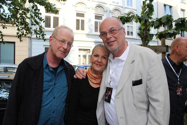 mit Steve Baker&Nico Baker
