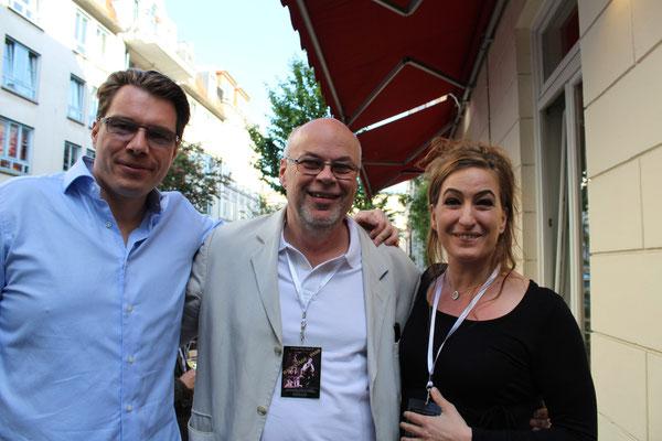 mit Thorsten & Roya Harm