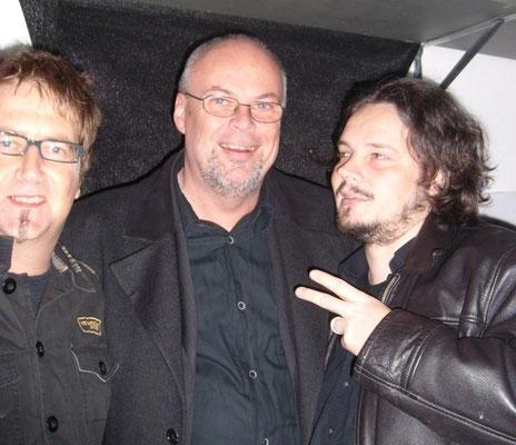 mit Carsten Heusmann & Jan-Eric Kohrs