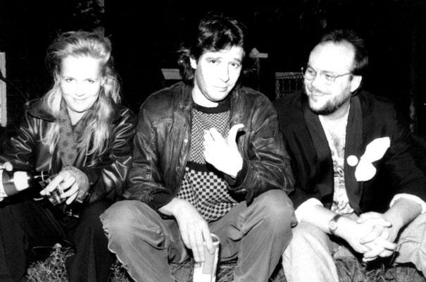 mit Jan Fedder & Christine Röthig