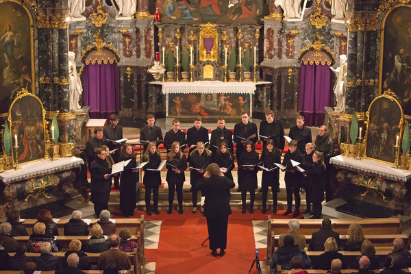 Eröffnungskonzert Tiroler Barocktage Götzens - Passion