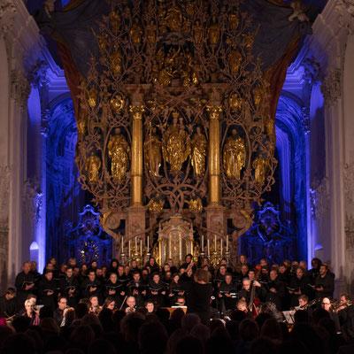 Jubiläumskonzert Haydn Requiem Stams