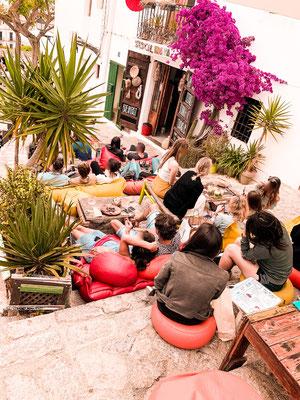 Ibiza Restaurant S'Escalinata