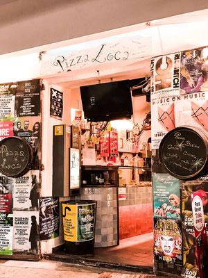 Ibiza Restaurant Pizza Loca