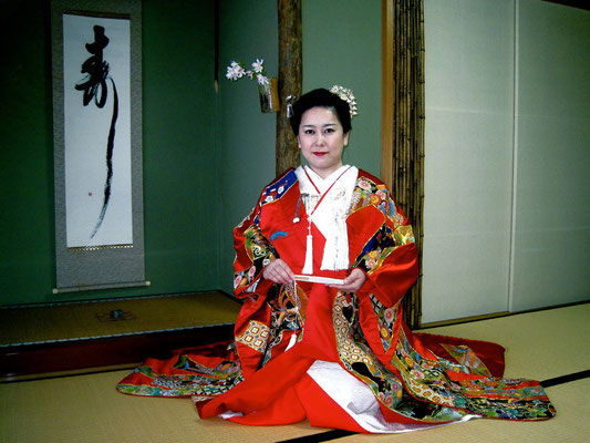 相良刺繍と日本刺繍