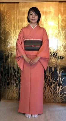 麻実さんのは清子さんが結ぶました。