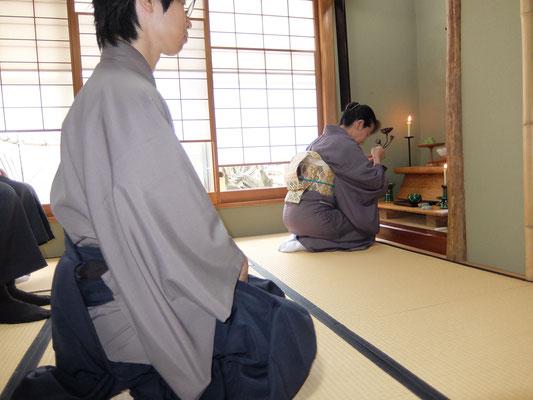 日本橋三越女将近藤紀代子