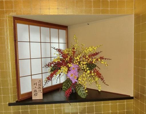 アポロンの杯 カトレア モカラ オンシジューム 川上雅櫻