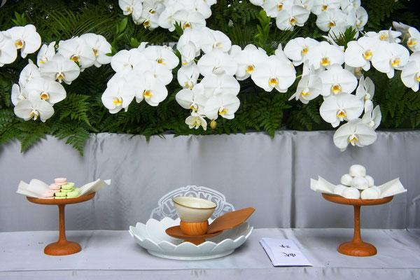 祭壇 献茶 献菓