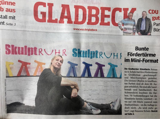 WAZ Gladbeck 12. August 2019