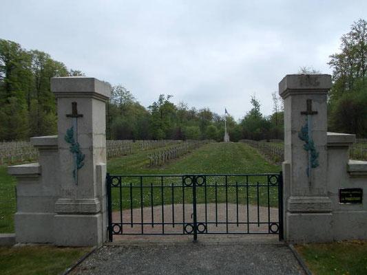 Nécropole de La Forestière (Lachalade - 55)