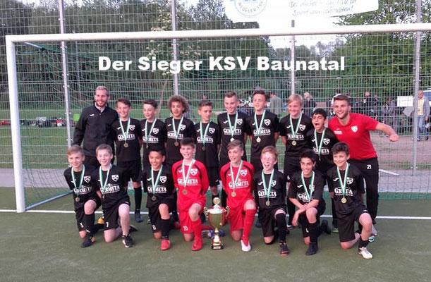 Der Sieger KSV Baunatal
