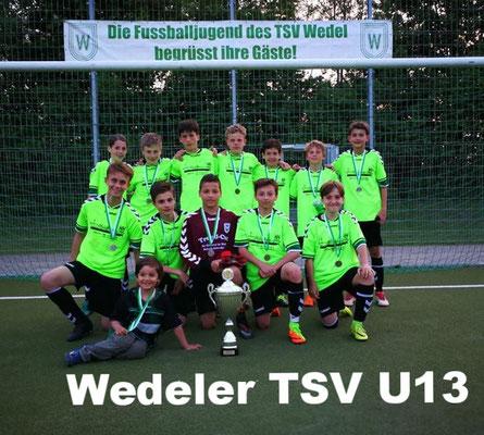 Wedeler TSV U13