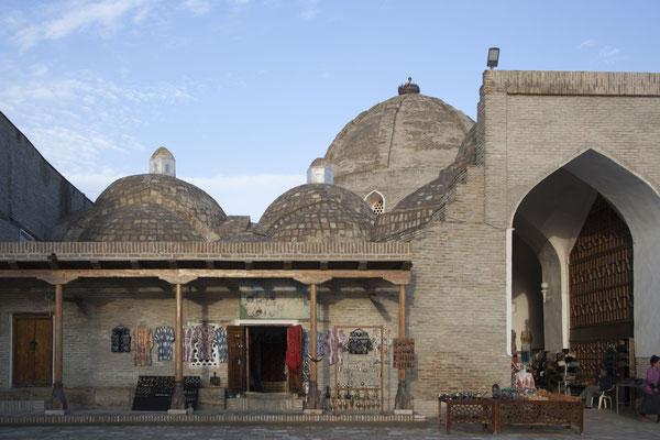 Buchara, Basar
