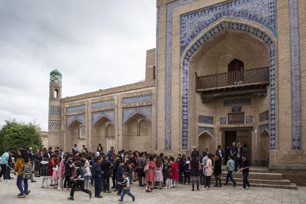 Khiva, Medrese Islam Khodja