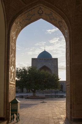 Buchara, Mir Arab