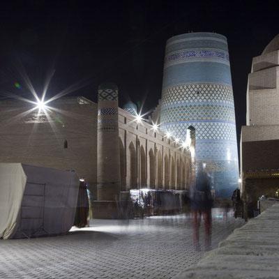 Khiva, Kalta Minor