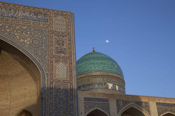 Buchar, Mir Arab