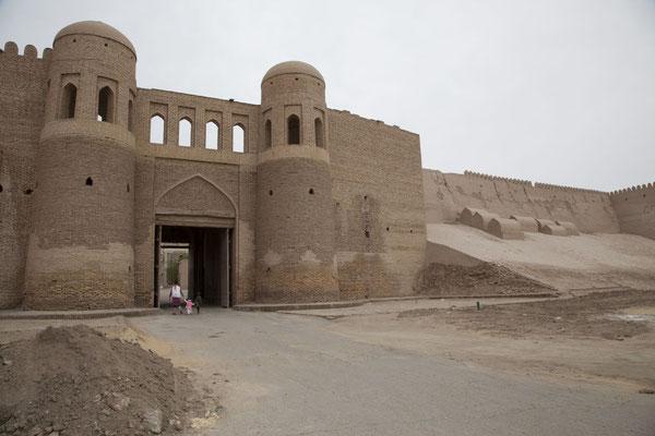 Khiva, Südtor Tash-Darwaza