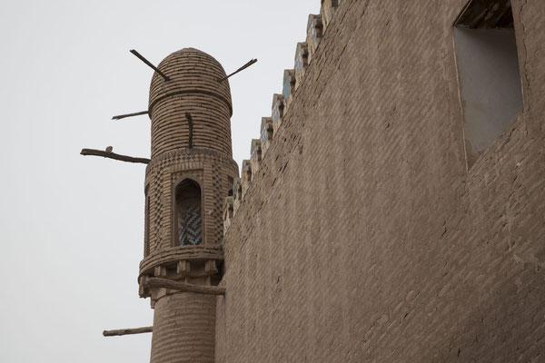 Khiva, Palast Tasch Hauli