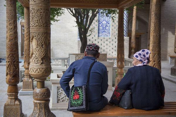 Khiva, Pahlavon Maxmud Mausoleum
