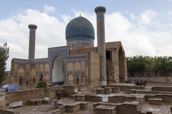Samarkand, Mausoleum Gur Emir