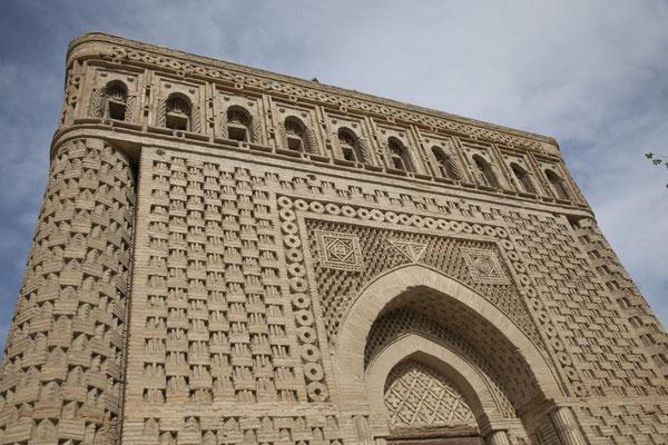 Buchara, Samaniden-Mausoleum