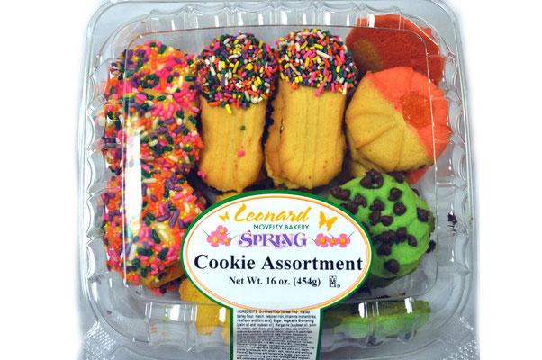 16 oz Cookie Assortment